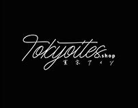 Tokyoites.shop Logo Design