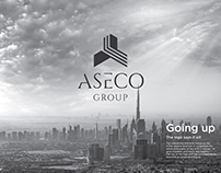 ASECO Group Brand Identity