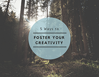 Foster Your Creativity at Work - Tejesh Kodali