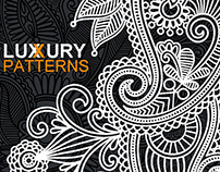 40+ Premium Quality Luxury Seamless Patterns