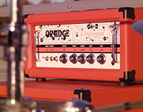 Orange Indyvidual - front amp design