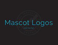 Mascot Logos (2017 so far...)