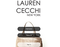 Lauren Cecchi Mobile App