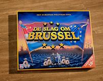 Slag om Brussel - Leader