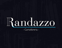 Cartolibreria Randazzo | Logotype - Branding