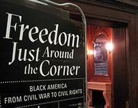 Smithsonian Postal Museum | Freedom exhibition