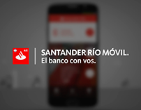 Santander Río - Video Promo & Tutorials.