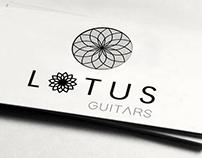 Lotus Guitars - Logo