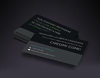 RAGGIUNGI LA LIBERTÀ FINANZIARIA! - Business Card