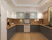 3D_Modular_Kitchen