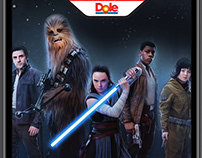Dole Star Wars App