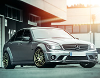 Mercedes-Benz C63 AMG - Personal Proyect