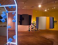 K+ Colorplan — Paper show, 6 artists, 50 design studios