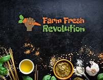 Farm Fresh Revolution | BRAND & WEB DESIGN