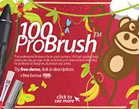 ProBrush™ 100 + Free Demo