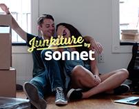 """Sonnet """"Junkiture"""" - Experiential Campaign"""