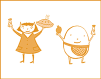 Devil and Egg - Branding and Website Design