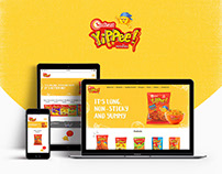 Yippee Website Redesign | Rebranding