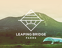 Leaping Bridge Farms / Visual Branding