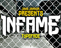 INFAME - TYPEFACE
