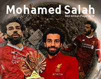 Mohamed Salah & Photo Manipulation