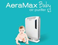 AeraMax Baby Packaging