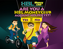 HBL Money Club - Game Website