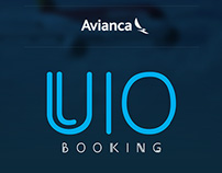 UIO Booking Avianca..