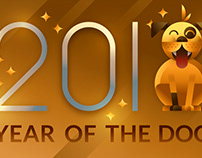 2018, Year of the Dog