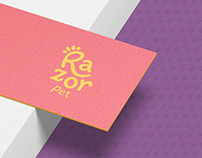 Razor Pet - Visual Identity