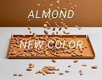 ALMOND color