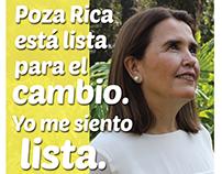 Cecilia Guevara Candidata Política - Redes Sociales