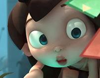 2014 - IMAGINATION - Animation short film