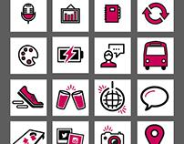 #GoodCompany Icons