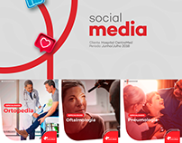 Social Media - Hospital CentroMed