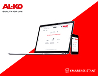 AL-KO by Smart Assistant
