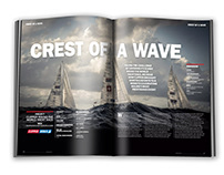 Clipper Round the World design diary feature