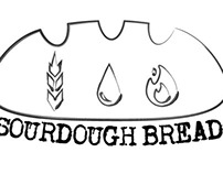 Sourdough Bread Logo