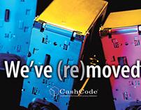CashCode - Moving Postcard