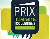 Prix Littéraire Poster