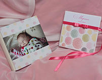 Baby Photobook (layout)/Дитяча Фотокнига