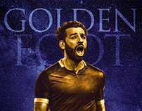 Golden Foot - Mohamed Salah