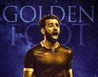 Golden Foot - Mohamed Salah