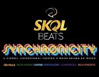 Skol Beats Festival Logo Design