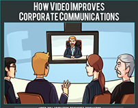 How Video Improves Corporate Communication