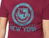 NEXT college T-shirt