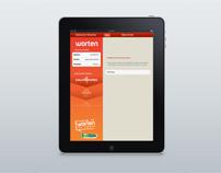 Worten iPad App