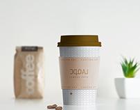 LaMode Cafe Branding