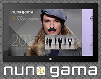 Nuno Gama Windows 8