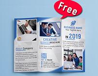 FREE Trifold Brochure Design